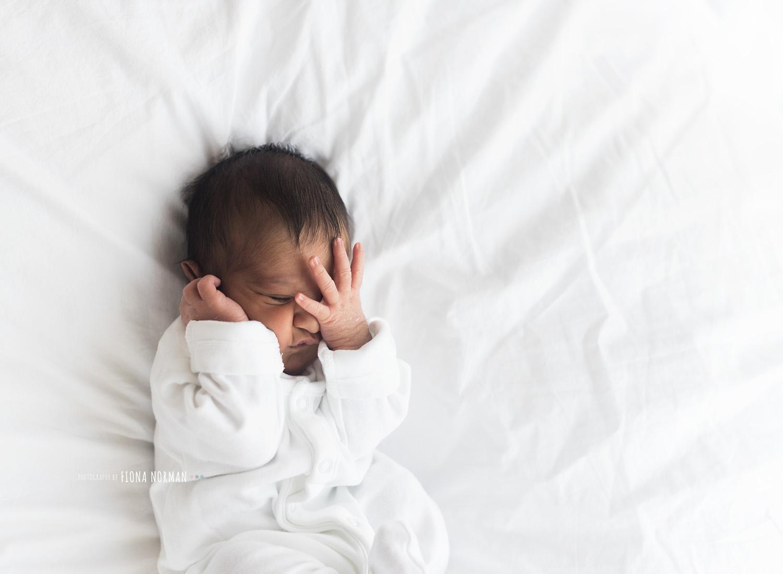 Newborn - Fiona Norman Photography