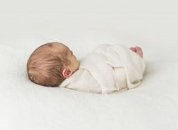 newborn baby hair